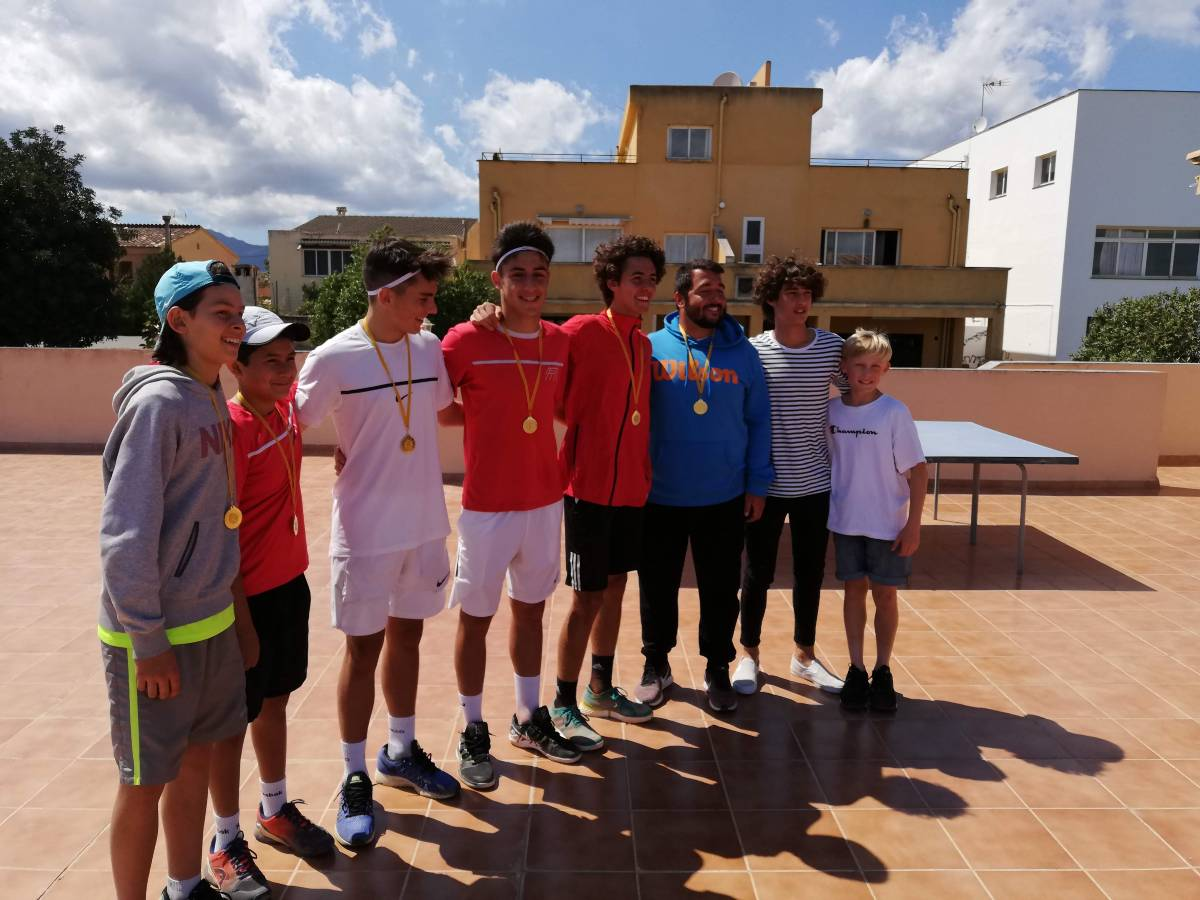 Antonio Mallorca Profesora De Ruso mallorca tenis club teulera